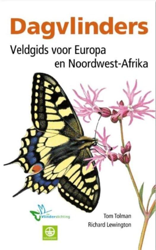 Dagvlinders. Veldgids voor Europa en Noordwest-Afrika
