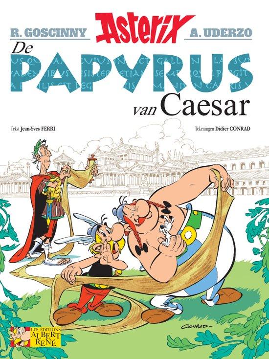Asterix. De Papyrus van Caesar