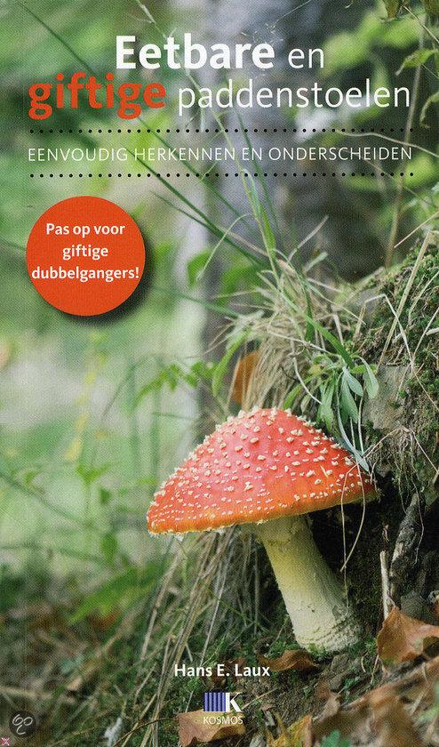 #6. Eetbare & giftige paddenstoelen door Hans E. Laux