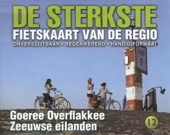 De sterkste fietskaart van de regio Goeree-Overflakkee en de Zeeuwse eilanden