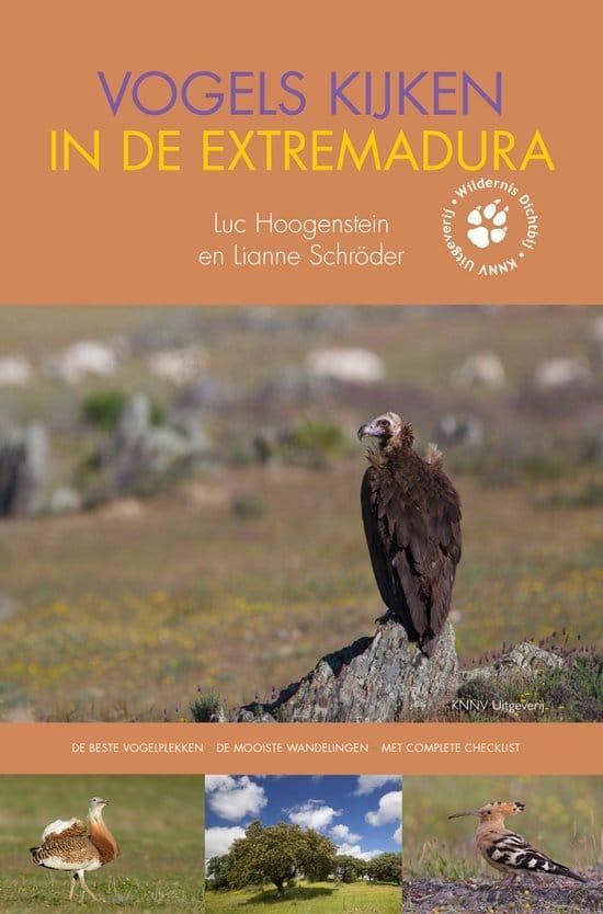 Vogels kijken in de Extremadura