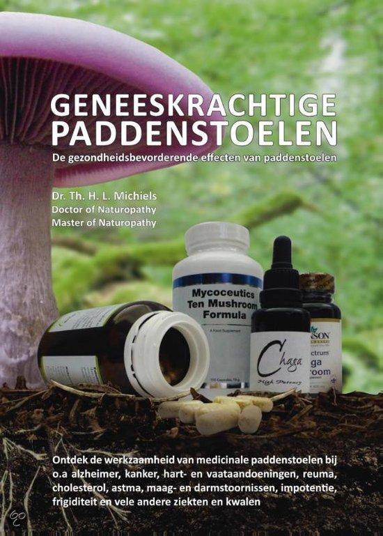 Geneeskrachtige paddenstoelen