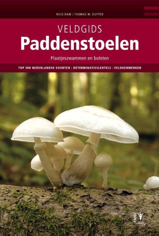 #2a. Veldgids paddenstoelen door Nico Dam en Thomas W. Kuyper