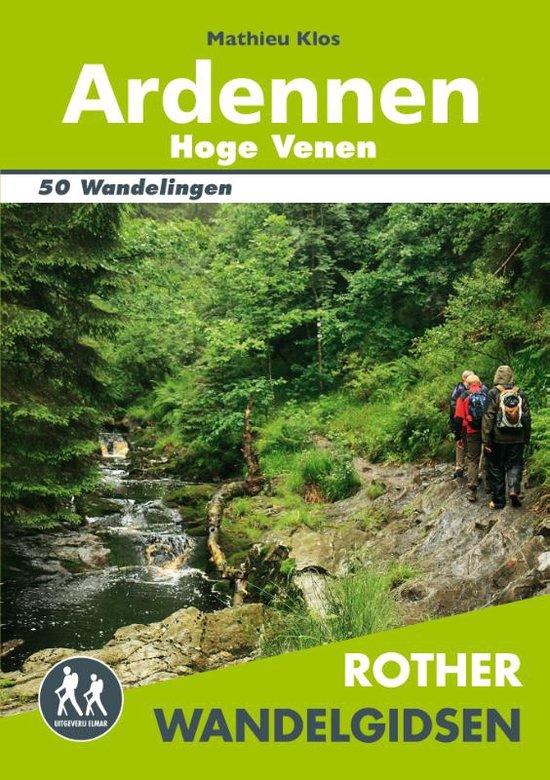Rother Wandelgidsen Ardennen