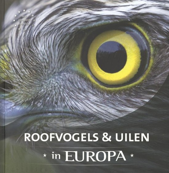 Roofvogels & uilen in Europa