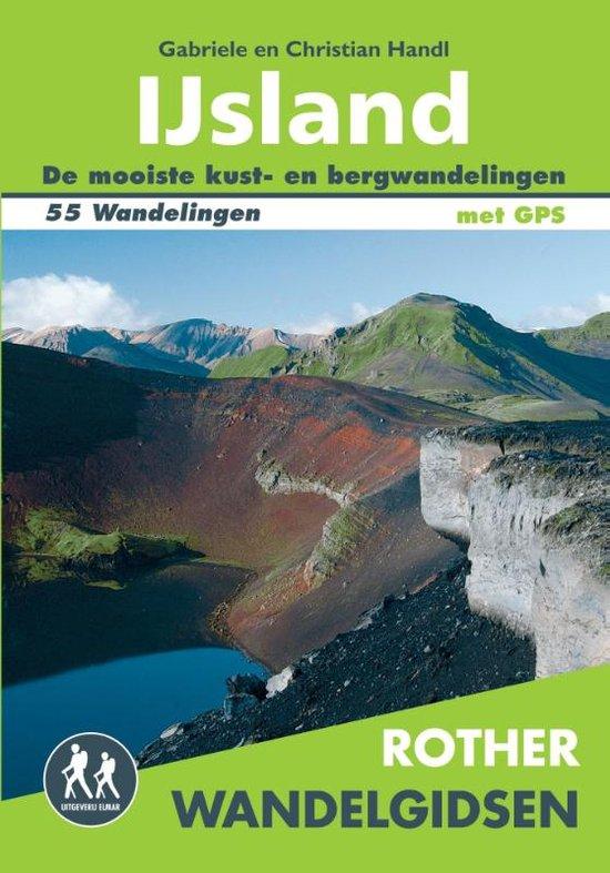 Rother Wandelgidsen IJsland