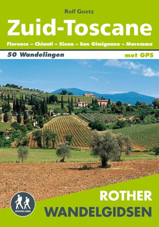 Rother Wandelgidsen Zuid-Toscane