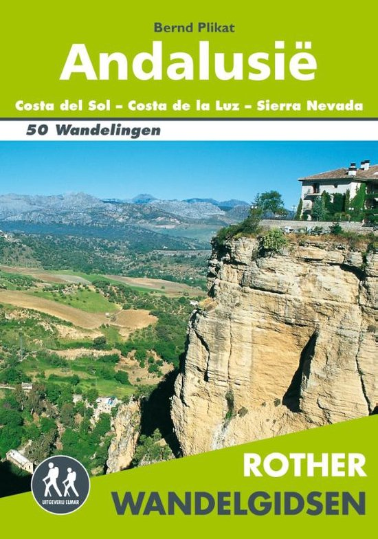 Rother Wandelgidsen Andalusië