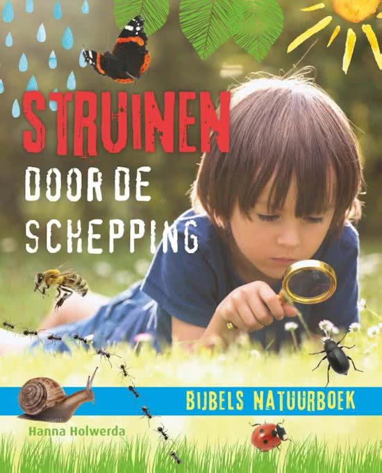 Struinen door de schepping