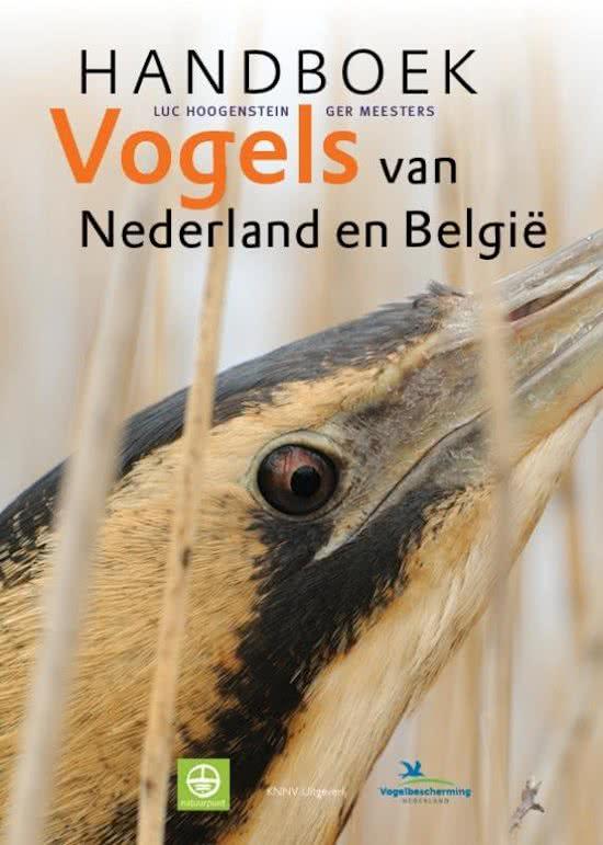 #10. Handboek Vogels van Nederland en België