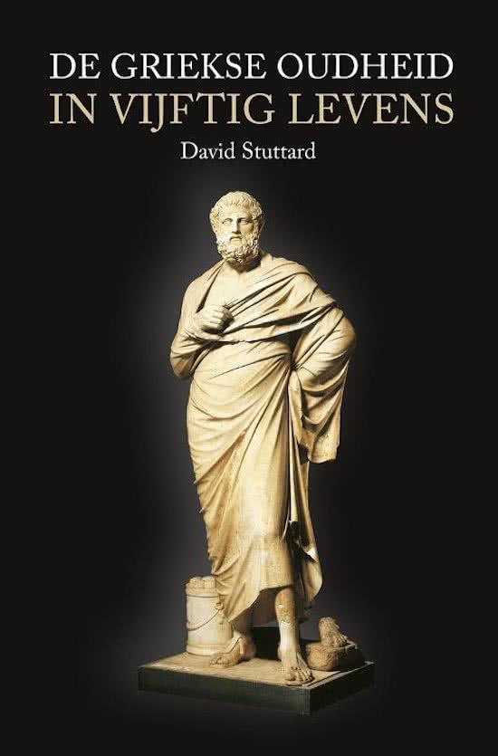 De Griekse oudheid van vijftig levens
