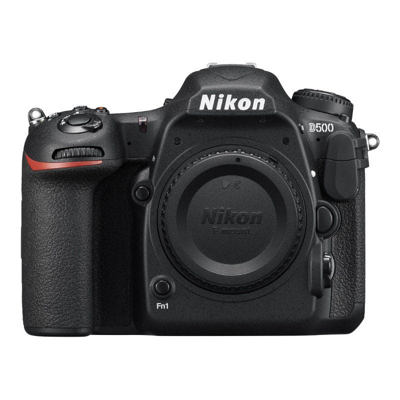 #3. Nikon D500 DSLR