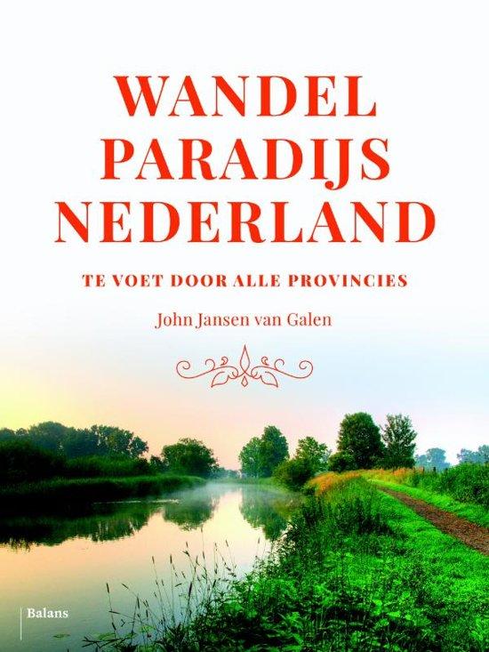 recensie wandelparadijs nederland john jansen van galen