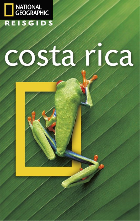 National Geographic Reisgids Costa Rica