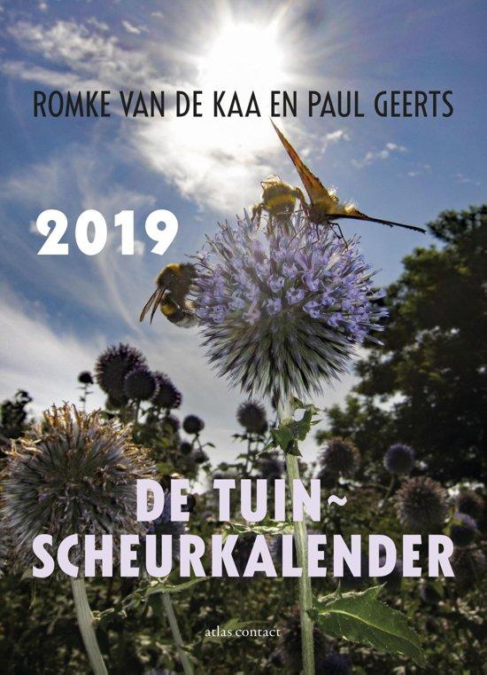 De Tuin Scheurkalender 2019
