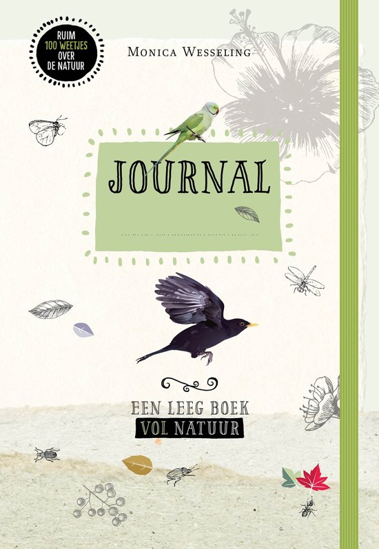 recensie Journal Monica Wesseling Natuurmonumenten